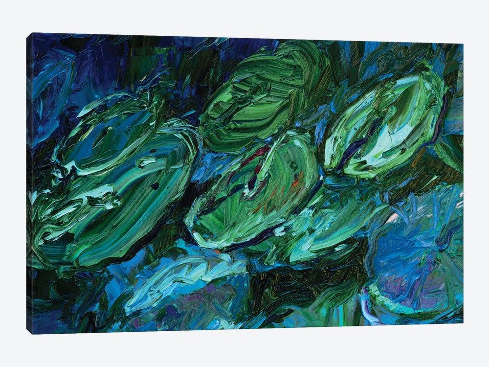 DC 047 by Iris Scott Abstracts 1-piece Art Print