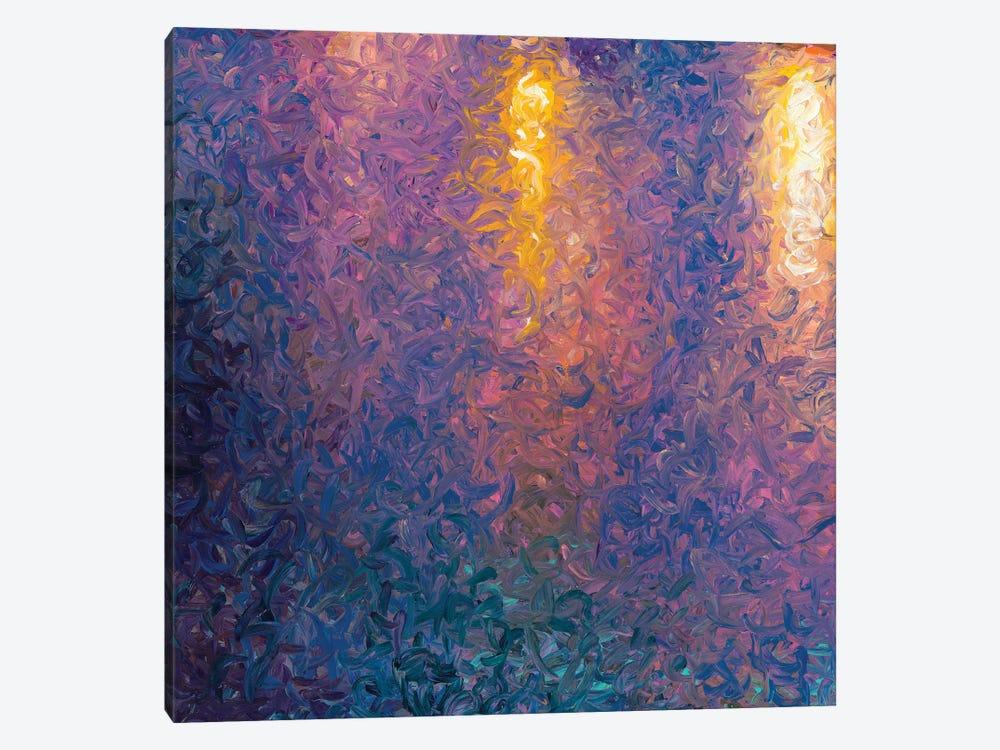 DC 049 by Iris Scott Abstracts 1-piece Canvas Art