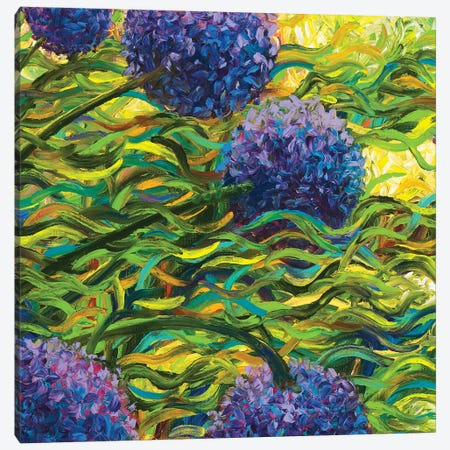GM 055 Canvas Print #IRSA56} by Iris Scott Abstracts Canvas Print