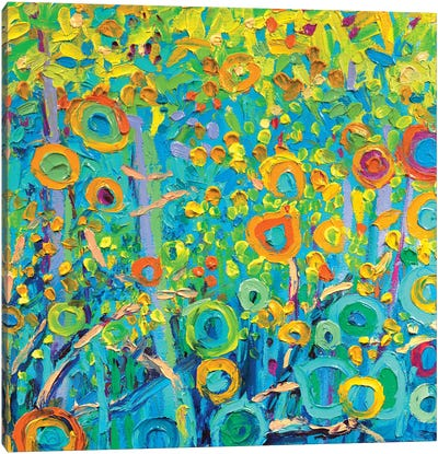 GM 056 Canvas Art Print
