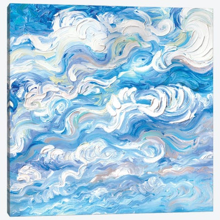 BM 004 Canvas Print #IRSA5} by Iris Scott Abstracts Canvas Print