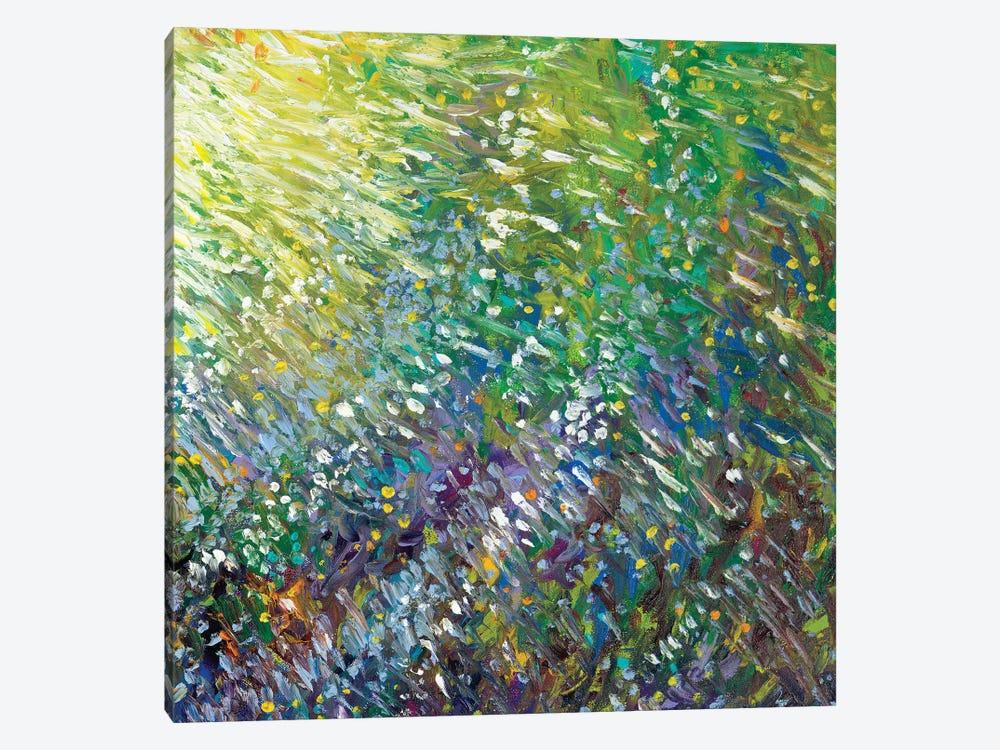 GM 062 by Iris Scott Abstracts 1-piece Canvas Artwork