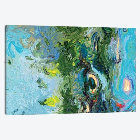 GM 068 Canvas Print #IRSA69} by Iris Scott Abstracts Canvas Art Print