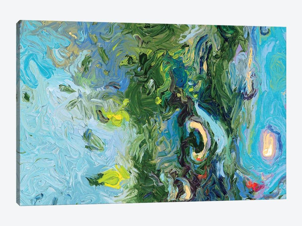 GM 068 by Iris Scott Abstracts 1-piece Canvas Artwork