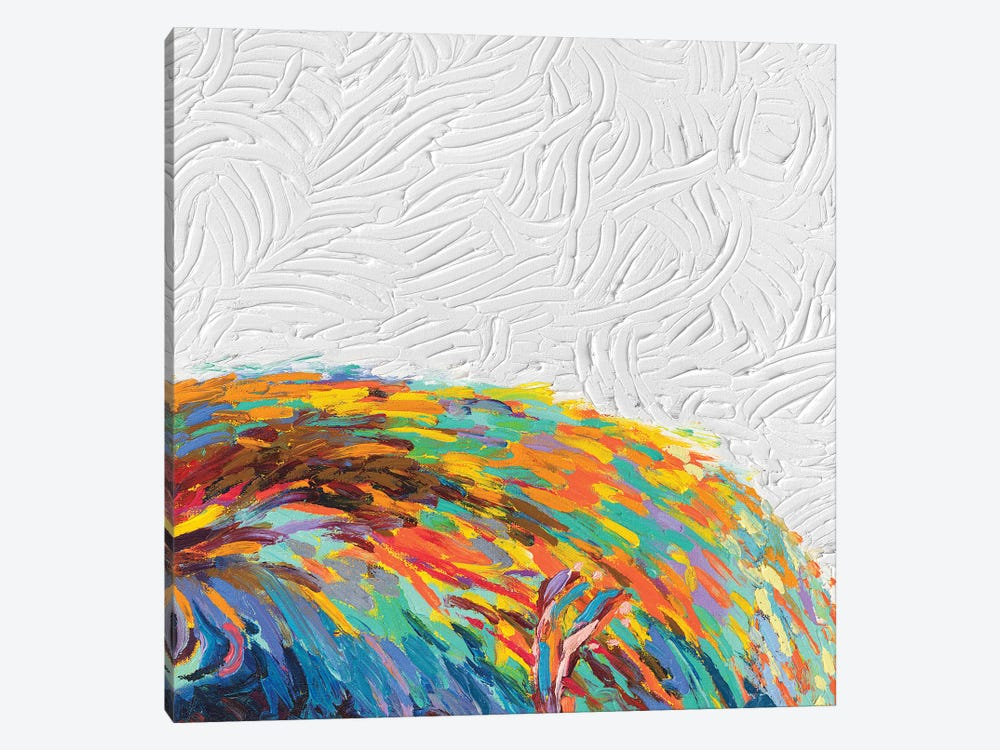 LC 072 by Iris Scott Abstracts 1-piece Canvas Art Print