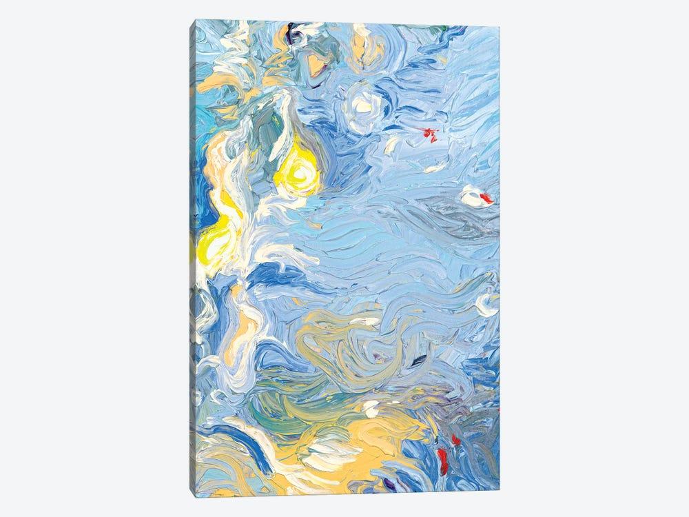 LC 074 by Iris Scott Abstracts 1-piece Canvas Art Print