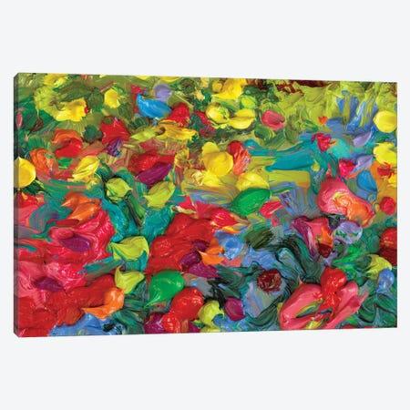 RM 084 Canvas Print #IRSA85} by Iris Scott Abstracts Canvas Artwork