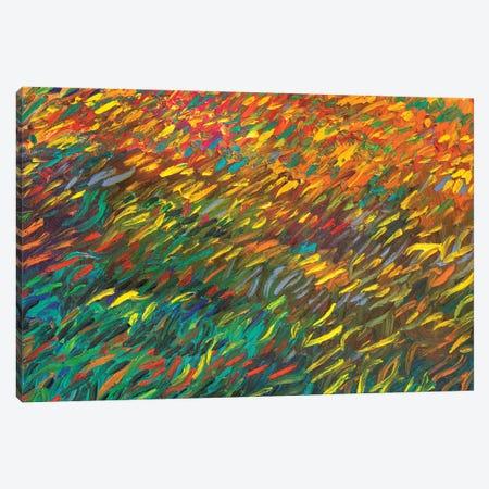 RM 088 Canvas Print #IRSA89} by Iris Scott Abstracts Canvas Art Print