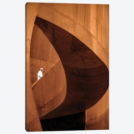 Tate Modern Canvas Print #ISC5} by Inge Schuster Canvas Artwork