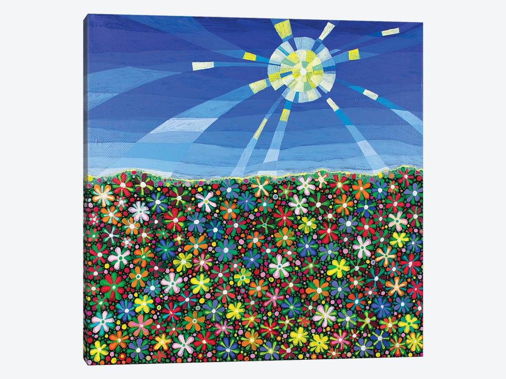 Meadow by Imogen Skelley 1-piece Canvas Art