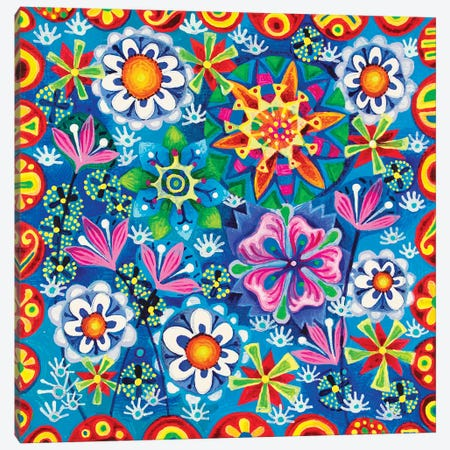 Abundance 3-Piece Canvas #ISK6} by Imogen Skelley Canvas Wall Art