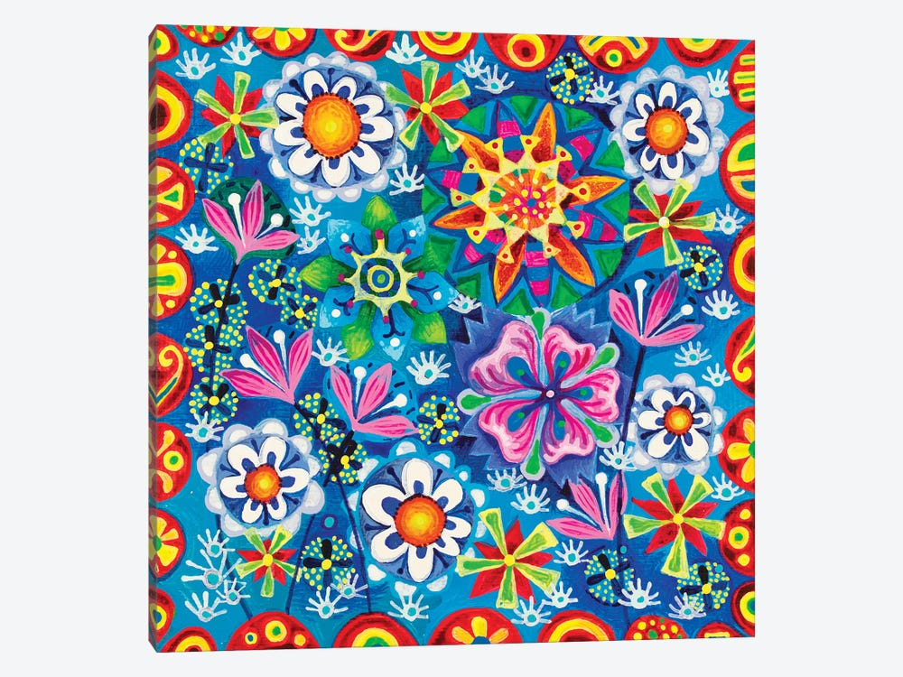 Abundance by Imogen Skelley 1-piece Canvas Wall Art