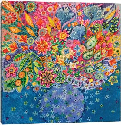 Beautiful Blooms Canvas Art Print