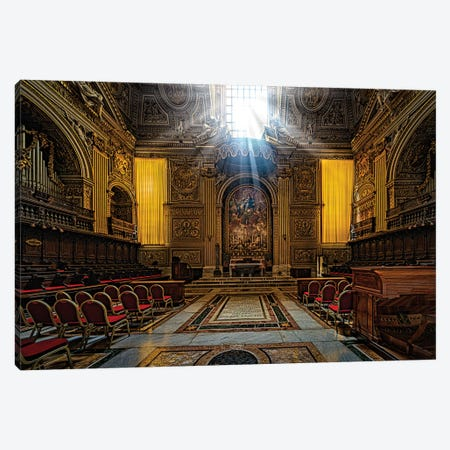 Heavenly Spaces Canvas Print #ISL12} by Chris Lord Canvas Wall Art