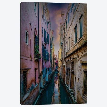 Between Two Walls Canvas Print #ISL279} by Chris Lord Canvas Art