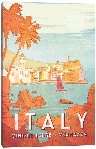 Italy-Cinque Terra Canvas Art Print