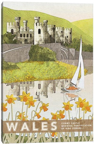 Wales-Conwy Canvas Art Print