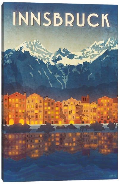 Austria-Innsbruck Canvas Art Print