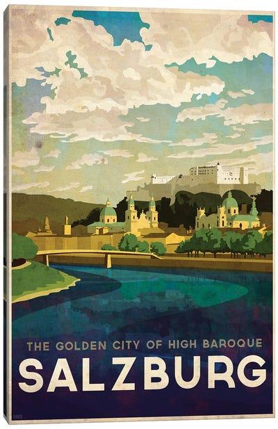 Austria-Salzburg Canvas Art Print