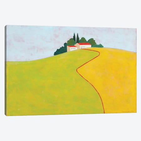 Negbah Canvas Print #ITR13} by Itzu Rimmer Canvas Print