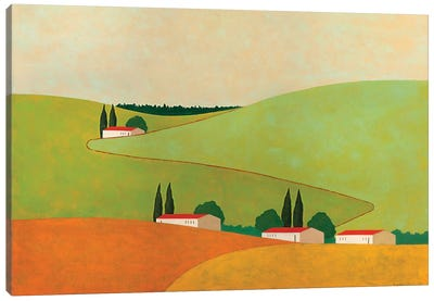 Nehusha Canvas Art Print