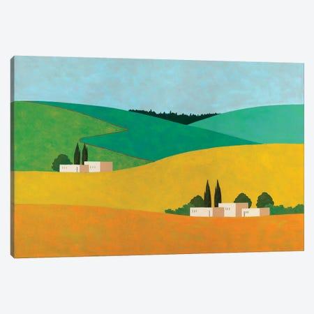 Netuah Canvas Print #ITR16} by Itzu Rimmer Canvas Artwork