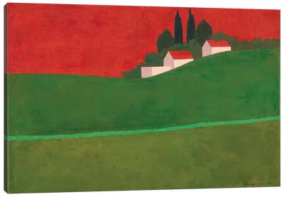Ruhama #2 Canvas Art Print