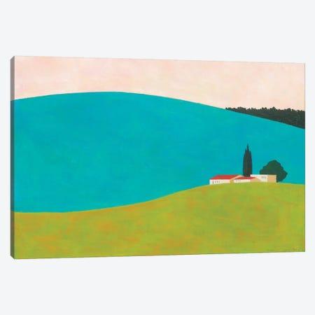 Shtula Canvas Print #ITR19} by Itzu Rimmer Art Print
