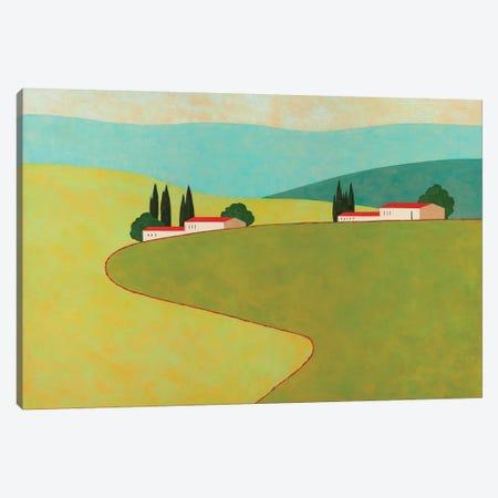Amazya Canvas Print #ITR1} by Itzu Rimmer Canvas Artwork