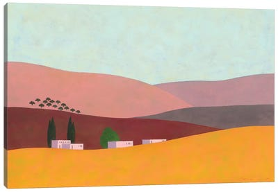 Tirosh Canvas Art Print