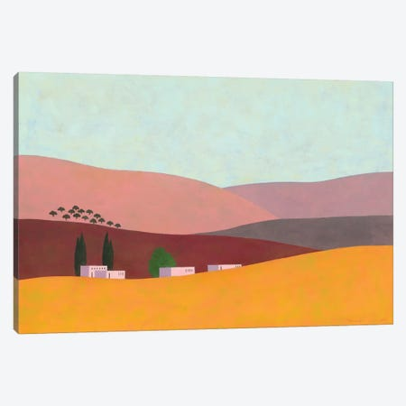Tirosh Canvas Print #ITR21} by Itzu Rimmer Canvas Art