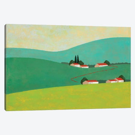 Ya'ad Canvas Print #ITR22} by Itzu Rimmer Canvas Artwork