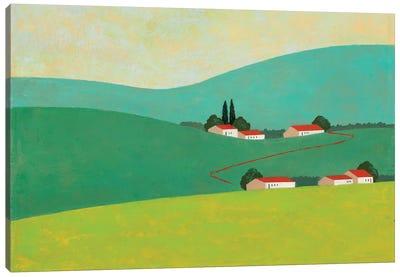 Ya'ad Canvas Art Print
