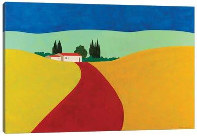 Ze'elim #2 Canvas Art Print