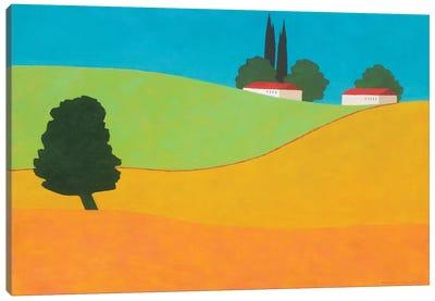 Zuriel Canvas Art Print