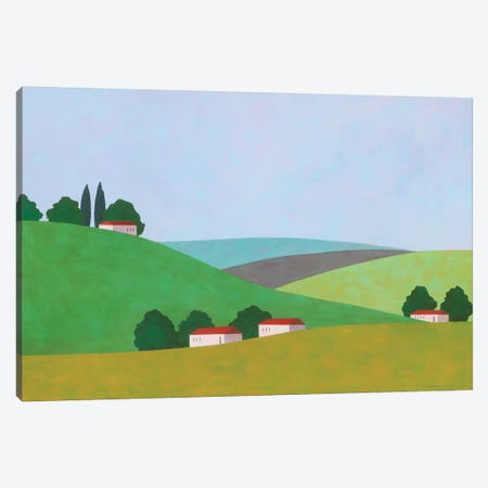 Amikam Canvas Print #ITR2} by Itzu Rimmer Canvas Art