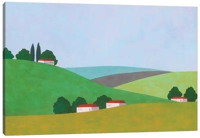 Amikam Canvas Art Print