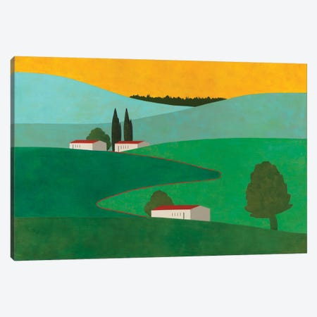 Dafna Canvas Print #ITR3} by Itzu Rimmer Canvas Wall Art