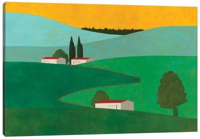 Dafna Canvas Art Print