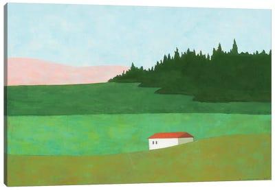 Geffen Canvas Art Print