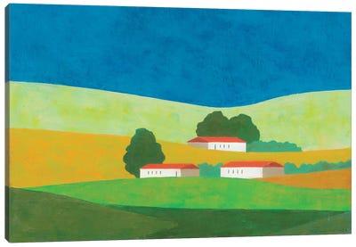 Kabri Canvas Art Print