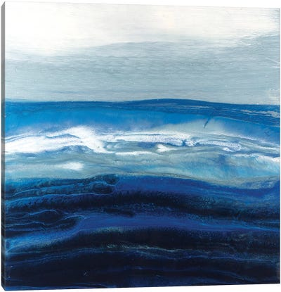 Instant Impression Canvas Art Print