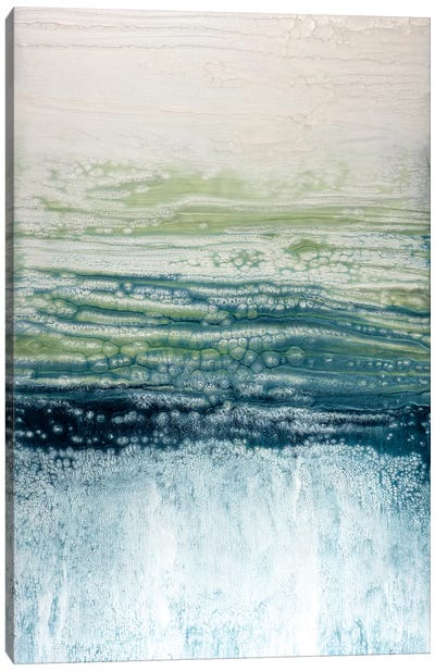 Instant Reflection Canvas Art Print