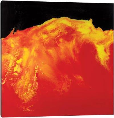 Lava Canvas Art Print
