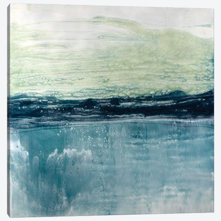 Meditative Water Canvas Print #ITU15} by Igor Turovskiy Canvas Art Print