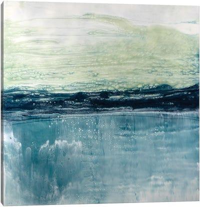 Meditative Water Canvas Art Print