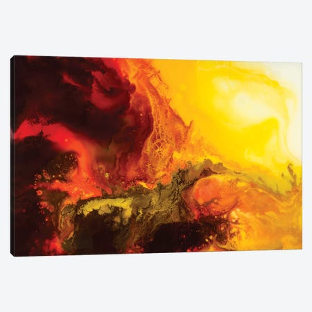 Rising Summation Canvas Print #ITU18} by Igor Turovskiy Canvas Wall Art