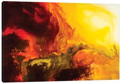 Rising Summation Canvas Art Print