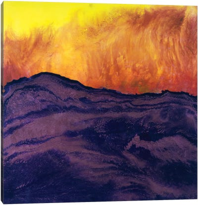 The Undefined Summation Canvas Art Print