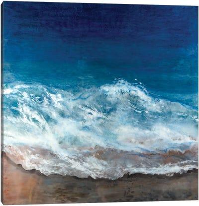 Crushing Wave Canvas Art Print